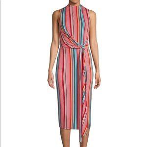 Alice + Olivia Stripe Dress. Size 2.
